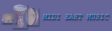 Midi East Music